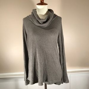 Anthropologie Maeve Cowl Neck Sweater